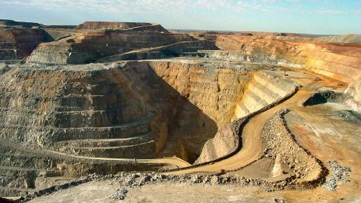 Златна мина в Австралия, Източник: Wikimedia Commons: Brian Voon Yee Yap